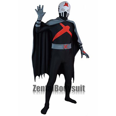 Teen Titans Red X Superhero Lycra Spandex Zentai Costume  sc 1 st  Zentai & Teen Titans Red X Superhero Lycra Spandex Zentai Costume ...