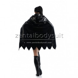 Batgirl Costume | DC Comics Superheroine Metallic Superhero Zentai Suit