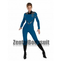 Fantastic Four Invisible Woman Spandex Costume