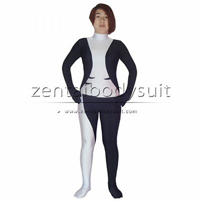 Black And White Twilight Princess Midna Spandex Costume