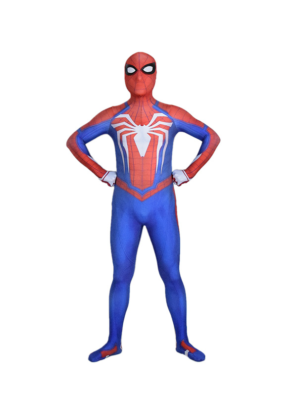 Insomniac Spider-man Costume | PS4 Insomniac Games Spiderman Suit