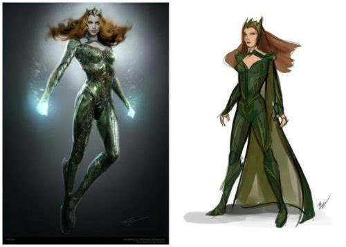 Justice League mera